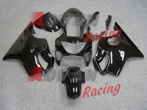 3Gifts New Injection Mold ABS motorcycle fairings kit fit for Honda CBR600F4 CBR 600 FS F4 1999 2000 99 00 Fairing set custom glossy black