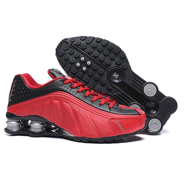 40-46 Red Black