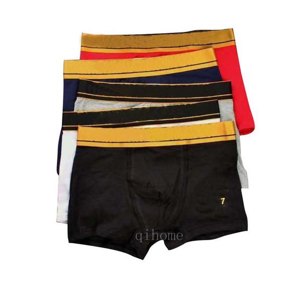 Famous Designer Mens Underwear Boxer Brief Shorts Luxury Gay Man Underwears Sexy Boxer Shorts Cotton Male Penis Boxer Homme Underpants