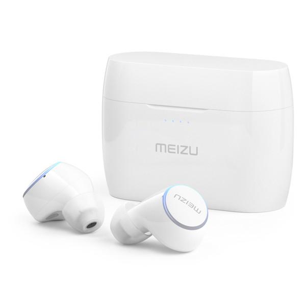Globale Version Meizu TW50S POP 2 Wahre drahtlose Kopfhörer-Bluetooth-Kopfhörer-Mini-In-Ear-Ohrhörer IP5X wasserdicht