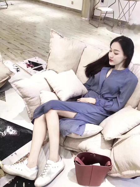 Модный бренд Роскошные туфли Для женщин Повседневная обувь Натуральная кожа МУЖЧИНА Грязная Homme Низкая дышащая обувь GGBD SSTAR EUR 34-43