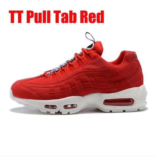 TT Zuglasche Rot