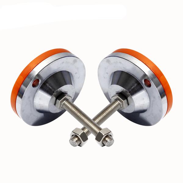 304 Stainless Steel Pé Tabela Copa Móveis Máquina Leg Anti-Slip Pad Apoio Mecânico Ajustável Copa Pé Protecter