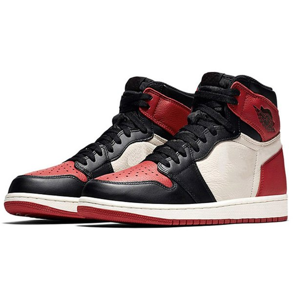 A7 Bred Toe with black mark