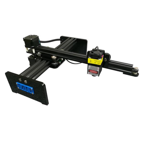 LYbot-arm 2417 desktop DIY CNC laser engraving machine label marking carving engraver 500mw 1000mw 2.5W 5.5W 10W high accuracy