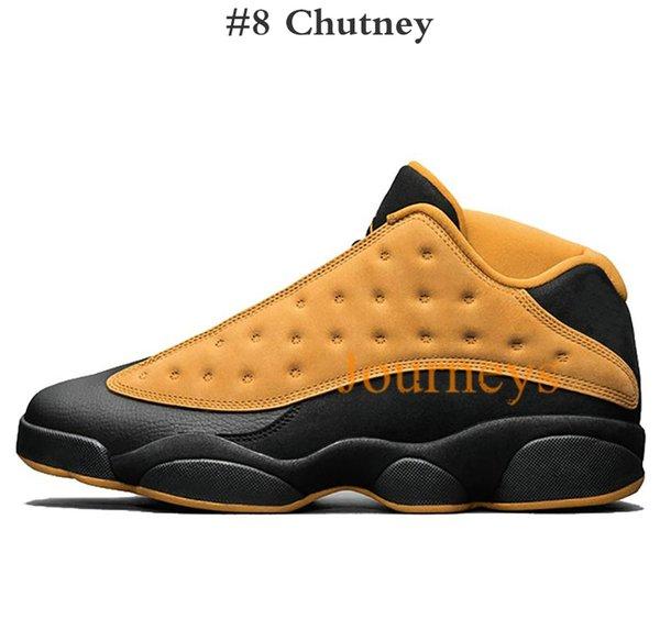 # 8 Chutney