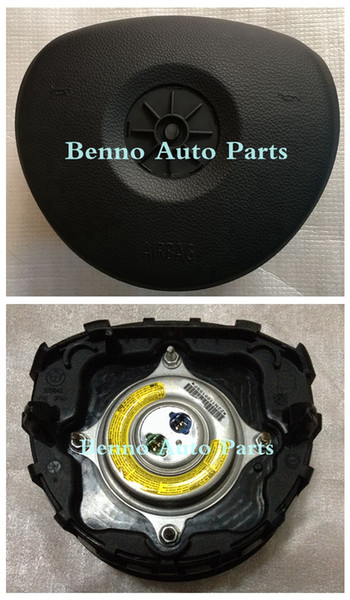 Complete SRS Airbag For BMW E90 E91 E92 Driver Steering Wheel Airbag With Logo Free Shipping