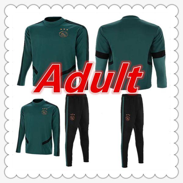 Grosshandel Ajax 2019 2020 Niederlande Brasilien Tadic Herren Designer T Shirts Fussball Herren Designer Trainingsanzuge Ajax 2020 Herren Trainer