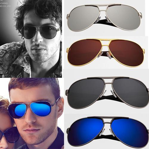 Toptan-Yeni Erkek HD Polarize Güneş Gözlüğü Açık Sürüş Balıkçılık Gözlük Gözlük