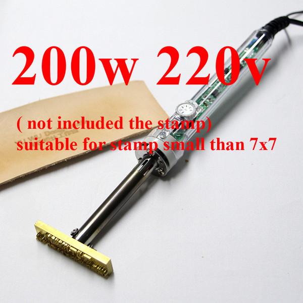 200w 220v для торта кожи