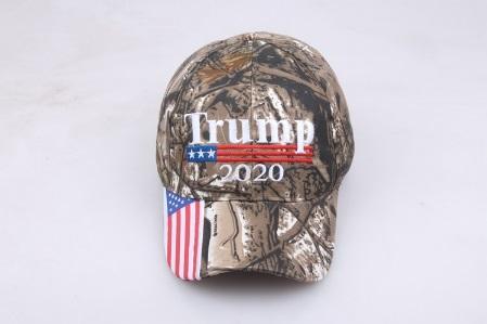 Бесплатная доставка Дональд Трамп 2020 Cap Камуфляж Флаг США Бейсболки Сделать Америку Великой Снова Snapback Президент Hat Вышивка Оптовая