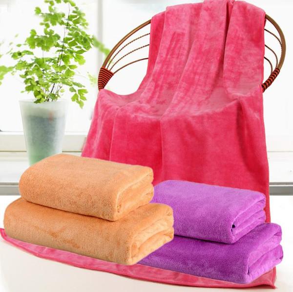 80 * 180 Hotel Pediküre Sofa Handtuch Strand großes Handtuch Schönheitssalon spezielles Bett Handtuch