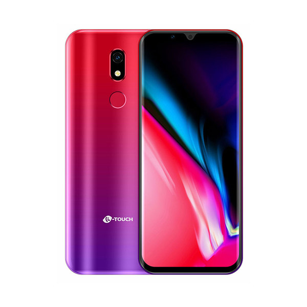 """top popular 3.5"""" Waterdrop Full Screen FHD KTouch-M16 4G LTE 3GB+64GB Quad Core MTK6739 Android 8.1 Face ID Fingerprint GPS 13MP Cameras Smartphone 2020"""