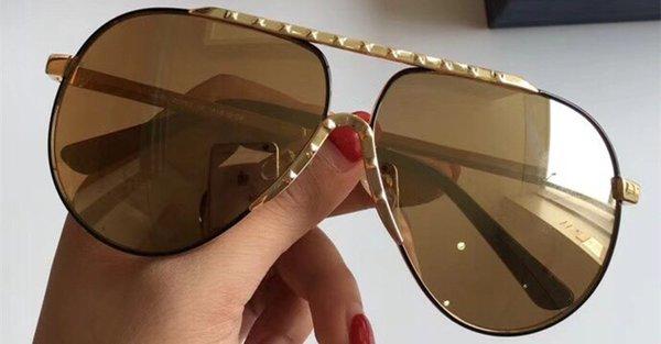 golden mirror lens