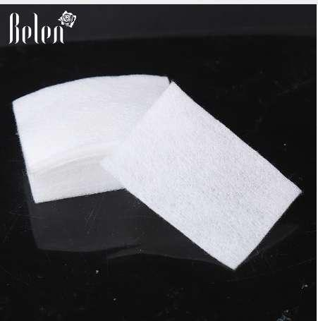 200pcs/lot t Nail Tools Nail Polish Remover Lint-Free Wipe Nail Art Tips Manicure Clean Wipes Cotton Pads Paper UV gel 2018