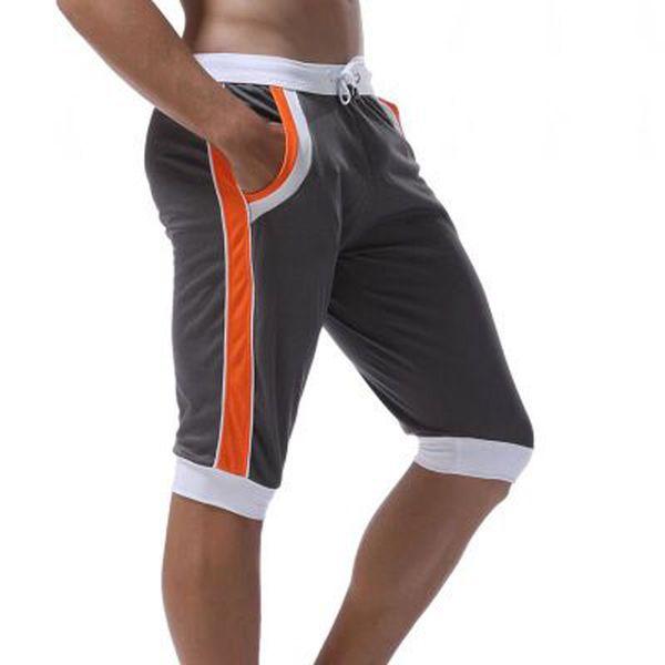Sommer Neue Männer Jogger Dünne Kurze Deportivo Hombre Sporthose Gym Fitness Laufhose Schnell Trocknend Männlich Jogging Jogginghose C19042201