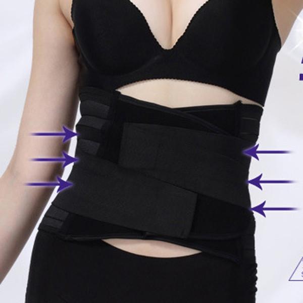 Taille Cincher Atmungsaktives Postpartum Body Shaper Korsett Taillengürtel Shapewear Neuer Verkauf