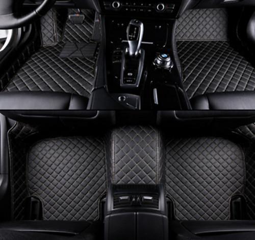 Pour le tapis de plancher de voiture de ~ de 2012 de voiture de Rover sport 2007 ~ 2012 inodore non toxique