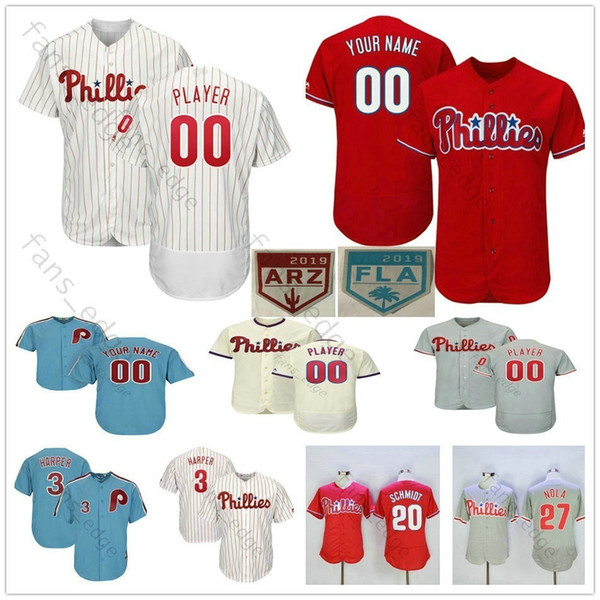 97ae9f659af6 Custom Philadelphia #49 Arrieta Jersey 14 Jim Bunning Larry Bowa Phillies Men  Women Kids Youth