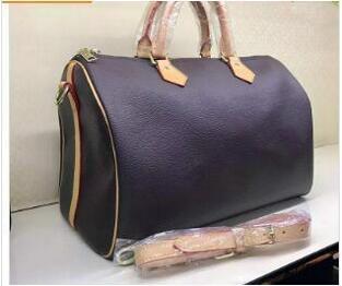 NUEVOS bolsos de diseñador Bolso de Moda Bolso de Las Mujeres de LA PU Bolsos de Cuero Bolsa de Hombro Bolsos Crossbody para Mujeres Bolsas de Mensajero 30cm