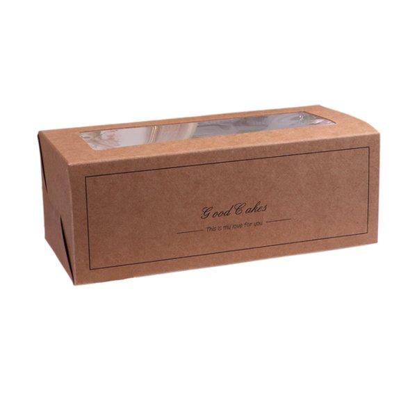 marrón buenos pasteles 17.5x8x6.5cm