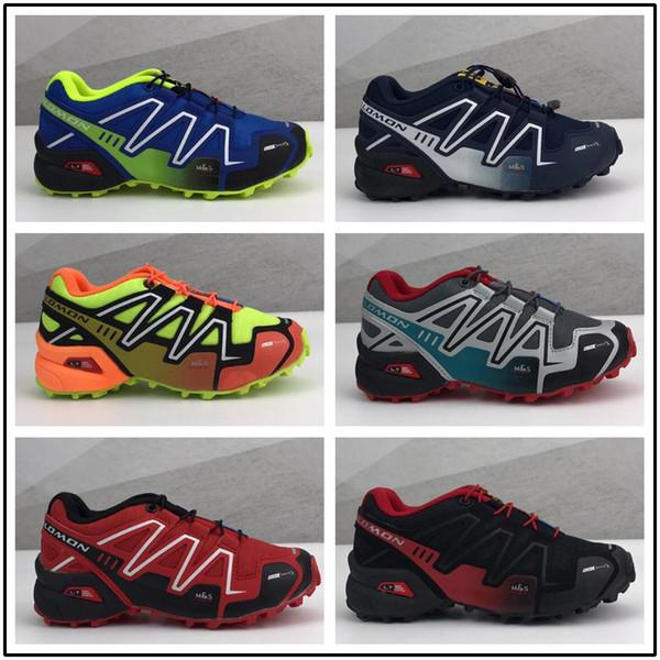 Speed Da Salomon Corsa 3 Zapatos 3cs Iii Bambini Cross Acquista Sportiva Speedcross Hombre Economici Scarpe Scarpa Bambino BdxrCoe