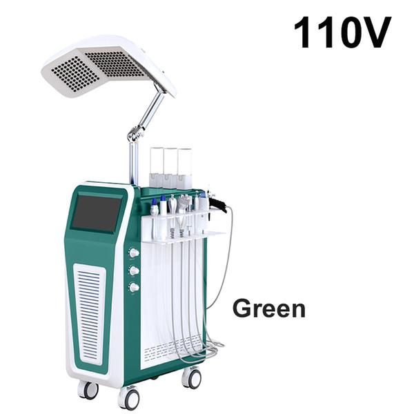 110V - 녹색