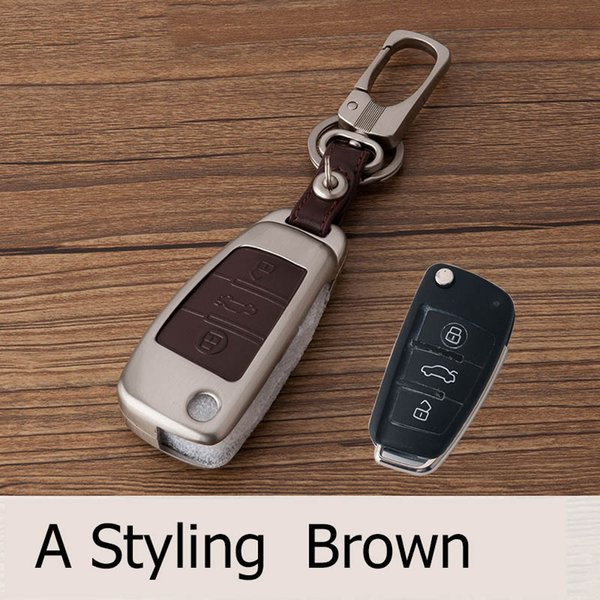 A styling Brown
