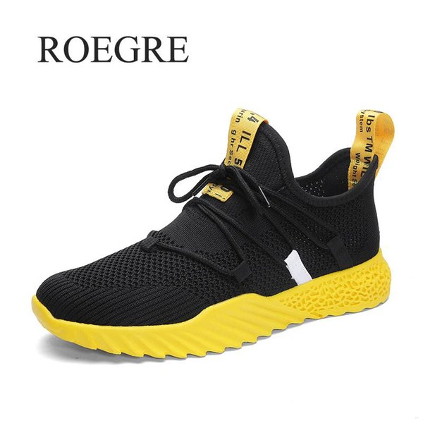2019 New Casual Shoes Men Breathable Autumn Summer Mesh Shoes Sneakers Fashionable Breathable Lightweight Movement