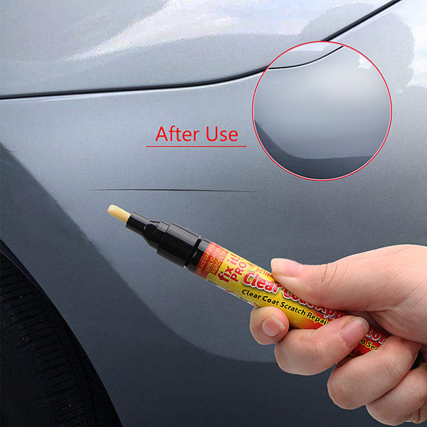 Portable Fix It Pro Clear Car Scratch Paint Repair Remover Pen Car Styling 2019