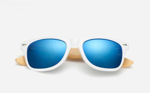 305C New2019 Vintage Sunglasses Men Women 58mm 62mm UV400Polarized Mirror Glass BEN Sun Glasses with case free shipping