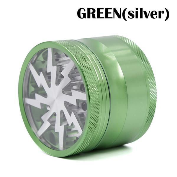 Yeşil (gümüş)