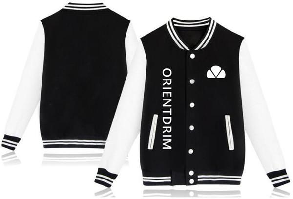 COGOXO Printemps Automne Baseball Veste Femme Sweat College Sportswear FLEECE Vestes Casual Slim Fit Jacket Mens veste manteau