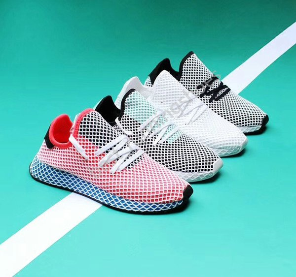 2018 Chaussures Deerupt Runner Pharrell Williams III Stan Smith Tennis Running Shoes Sneakers Sports Mans Womens Trainers Runners Zapatos