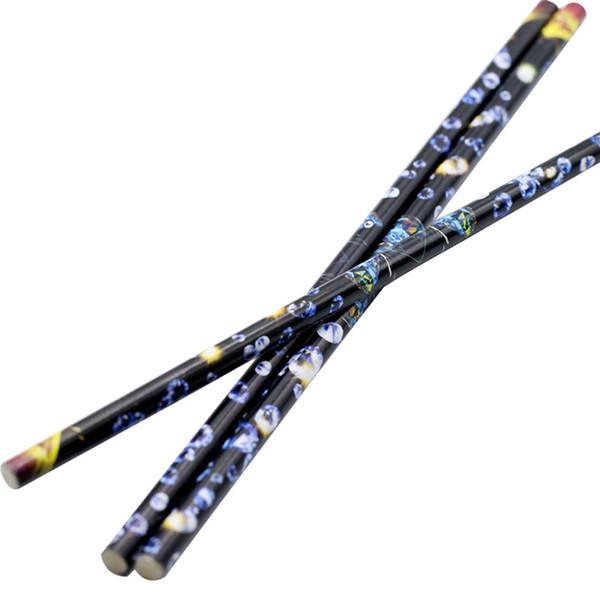 1 Pcs Nail Art Tools Rhinestones Picking Crystal Pencil Pen Picker Nail Art Decoration Dotting Tool Make Up
