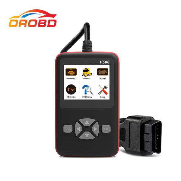 NL102P Auto Heavy Duty Truck OBD2 Diagnostic Tool Engine//Oil Light Service//DPF