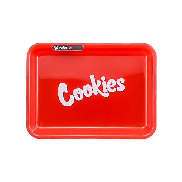 Las cookies rojo