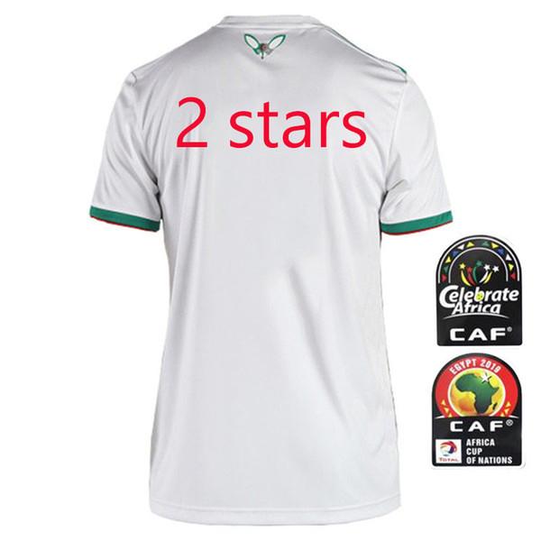 2 yıldız ev CAF yaması