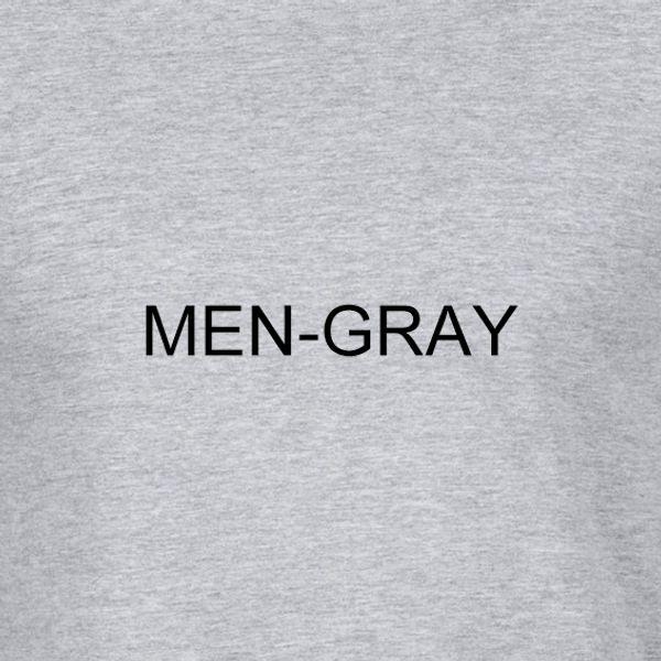 MEN-GREY