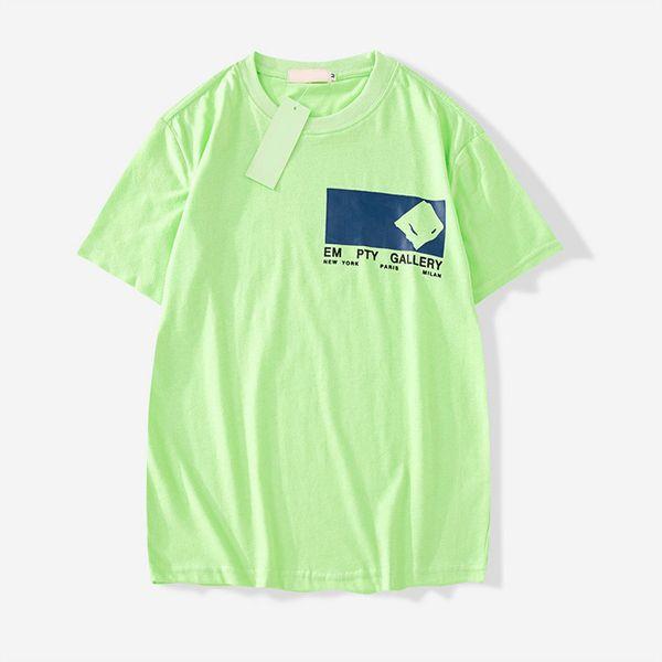T-shirt da uomo di design tshirt di design t-shirt di lusso di alta qualità t-shirt di cotone hiphop t-shirt comfort di strada t shirt estate casual t-shirt