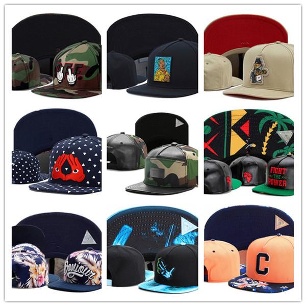 Vendita calda Snapback Caps Cayler Sons progettista degli uomini del cappello di modo di sport Casquette Gorras Caps cappello di baseball per gli uomini donne
