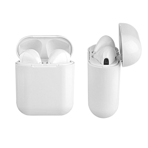 i8x Mini TWS Wireless Bluetooth Earphone Stereo Earbuds Magnetic Headset With Charging Box Mic For Phone not Airpods free shipping