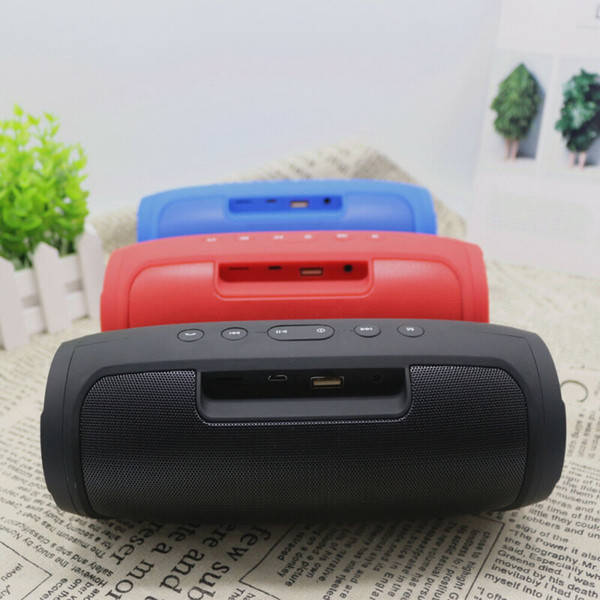 Portable Wireless bluetooth Speaker Super Bass Stereo Radio HIFI FM TF AUX