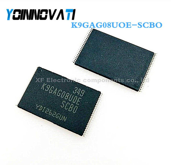 Free shipping 50pcs/lot K9GAG08U0E K9GAG08UOE-SCBO K9GAG08U0E-SCB0 TSOP48 IC Best quality