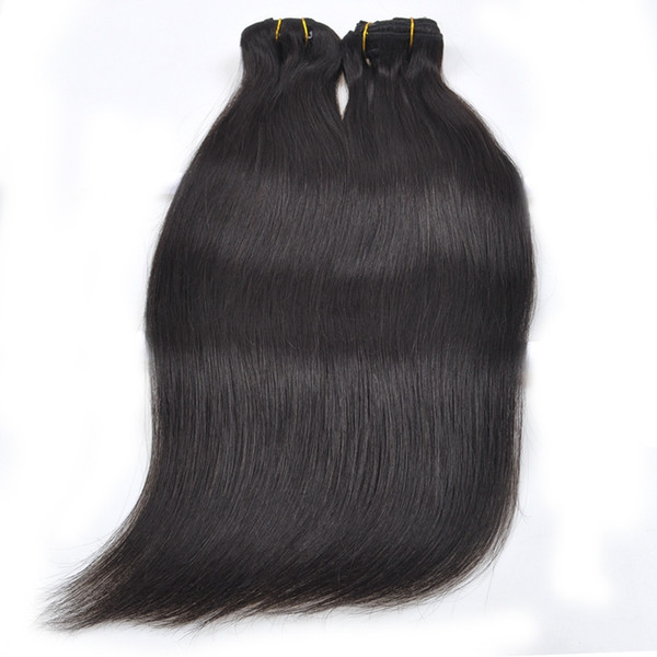YAHLIGS 18 20 22inch Right Clips in Hair Styling Synthetic Hair Extensions Hairpiece For Human women gift J23