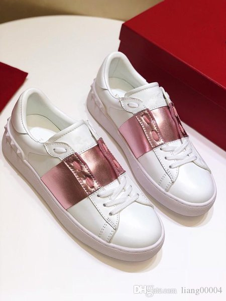 2019 dernières chaussures blanches graffiti en plein air dames confortables chaussures de sport plates baskets hommes Zapatos marche chaussures jt190612