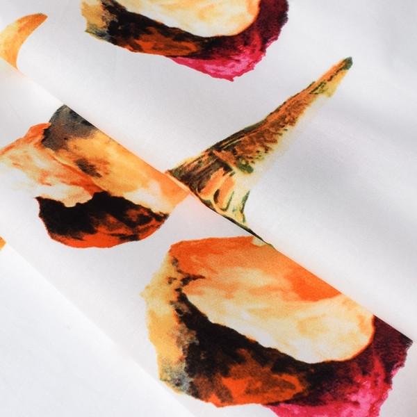 хлопчатобумажная ткань Ширина 140 см Мороженое Активный краситель Pure For Tecido Tissus Au Meter Дешевые ткани Diy Telas Tissu