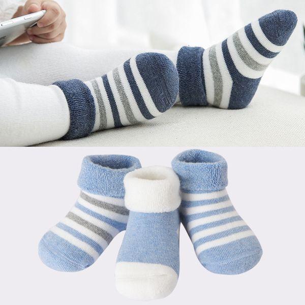 Baby Girl Boy Newborn Winter Warm Boots Toddler Infant Soft Socks BootiesShoeGNC