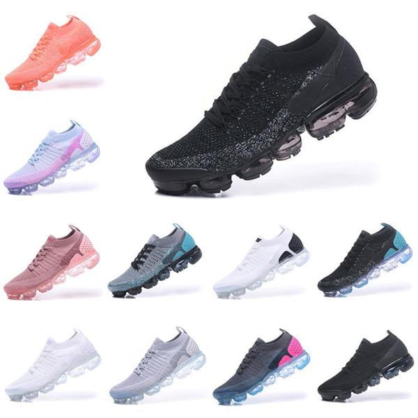 Nike air max 2018 airmax Vapormax 2018 Mit Box Vapors 2.0 Mens Designer Run Schuhe Sneakers Damenmode Athletisch Sport Luxus Schuh Hot Corss Wandern Jogging Walking Outdoor Schuh