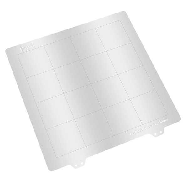 lamiera d'acciaio 235mmx235mm calore bed plate per ender 3 cr-20 3d